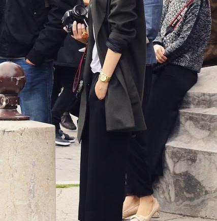 Street Style con Loreto Gordo