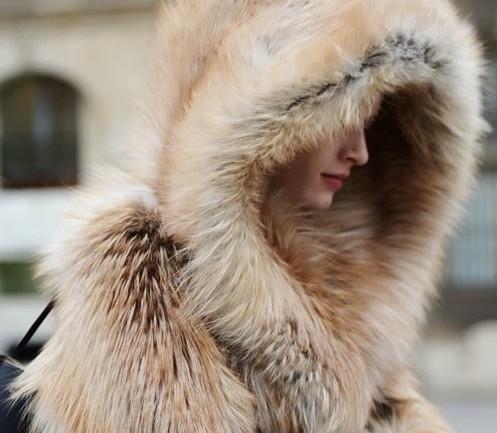 ¡Quiero un abrigo de pelo!