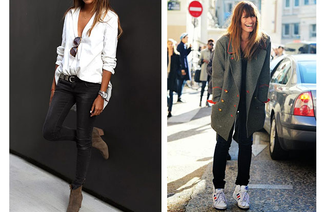 Un look CASUAL CHIC
