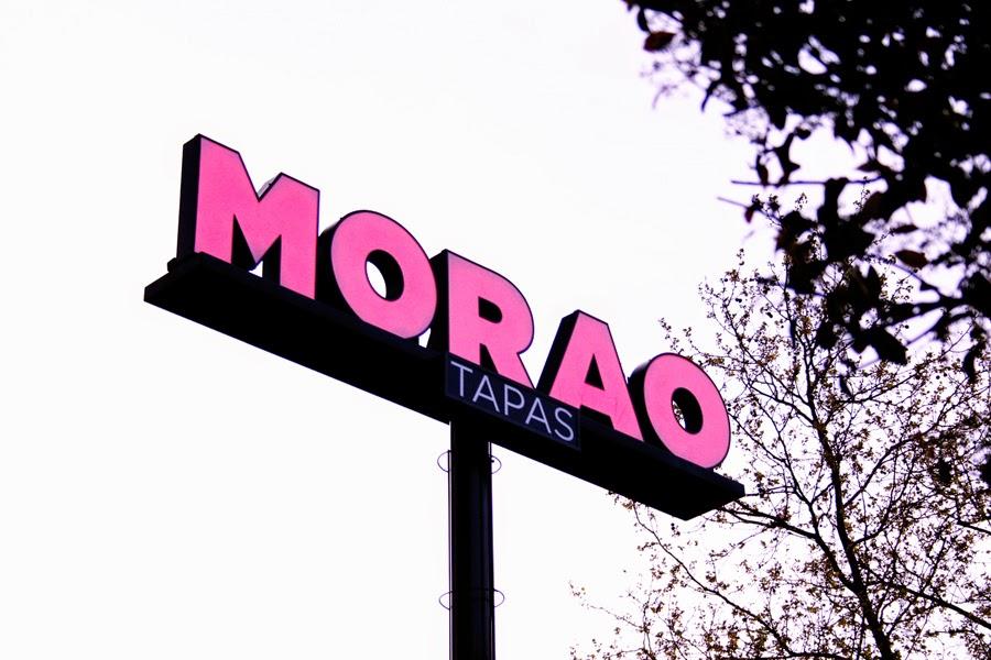 "Para ponerse ""MORAO"""