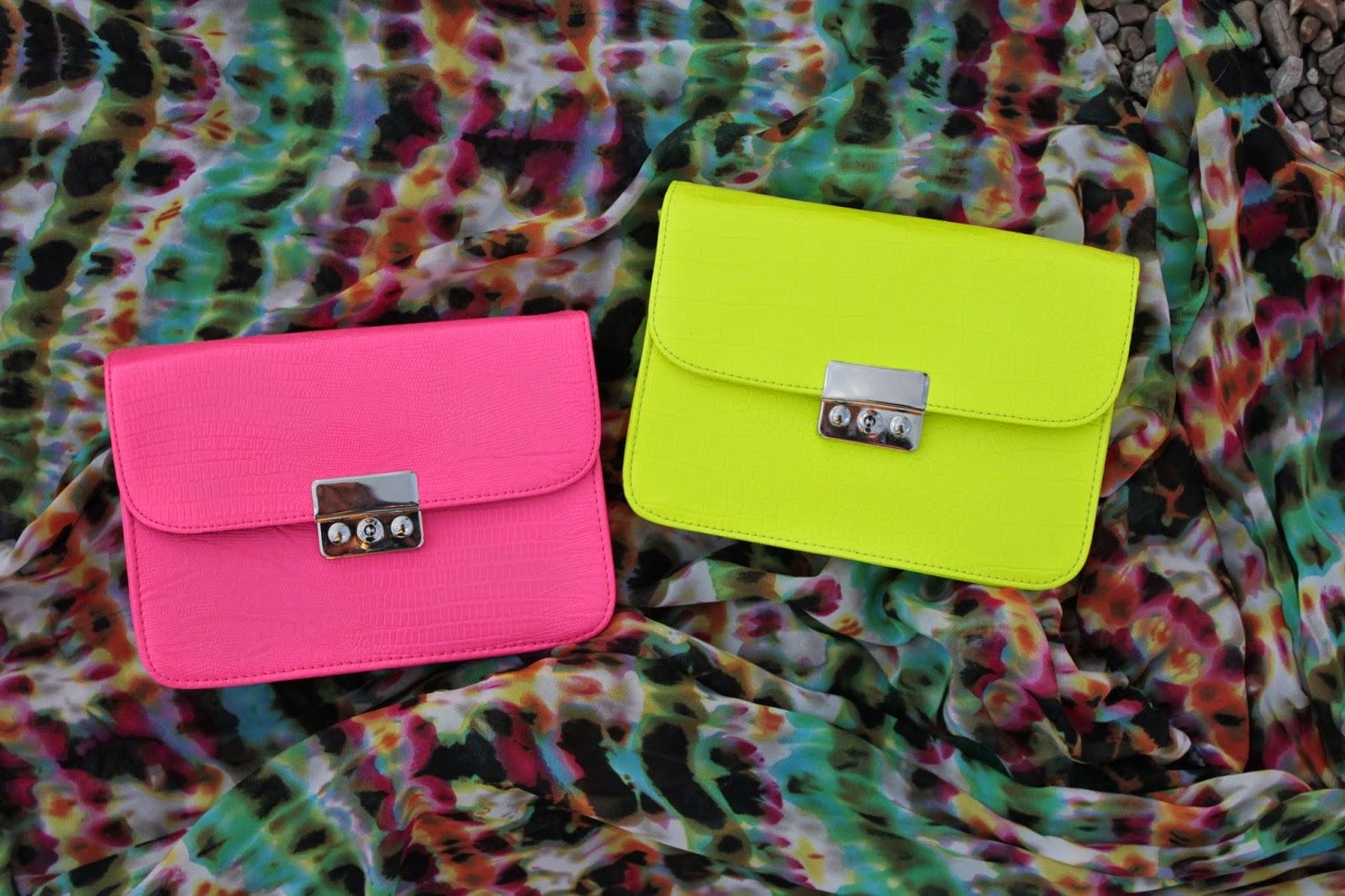 Sorteamos nuestro bolso neón…¡y el color lo eliges tú!