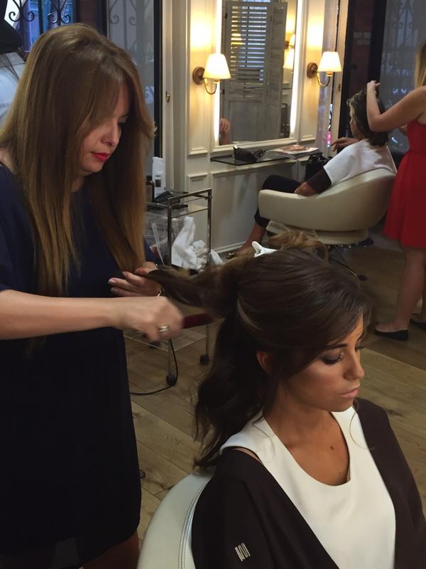 Maquillaje Y Peinado De La Boda Made In Style