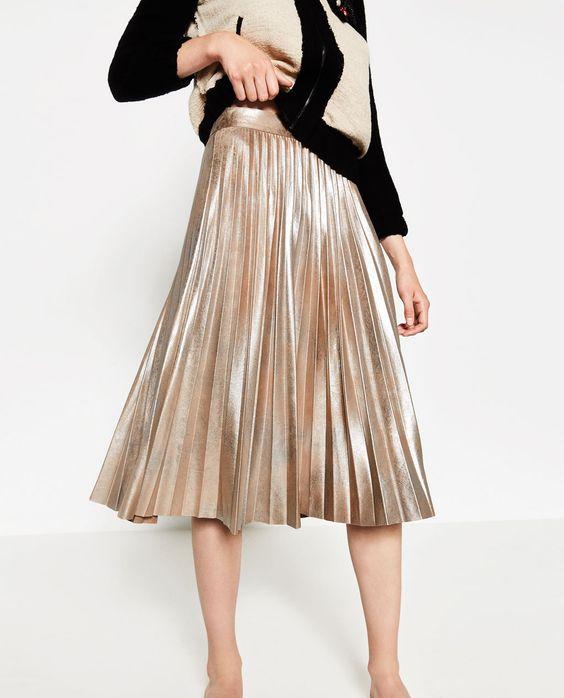 faldas-plisadas-metalizadas
