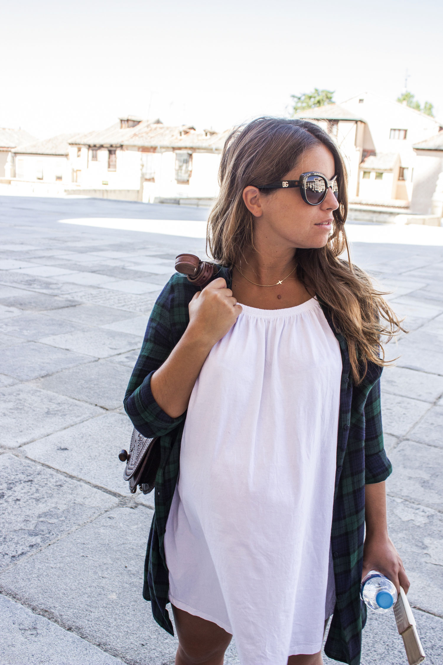 loreto-made-in-style-tartan-shirt-camisa-cuadros-bolso-cuero-vans-leather-authentic-1