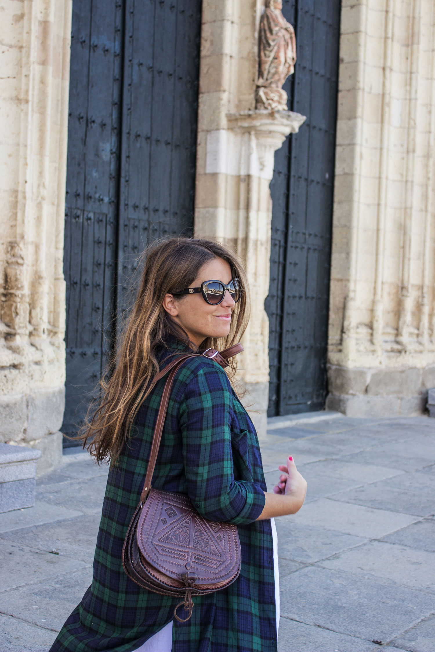 loreto-made-in-style-tartan-shirt-camisa-cuadros-bolso-cuero-vans-leather-authentic-3