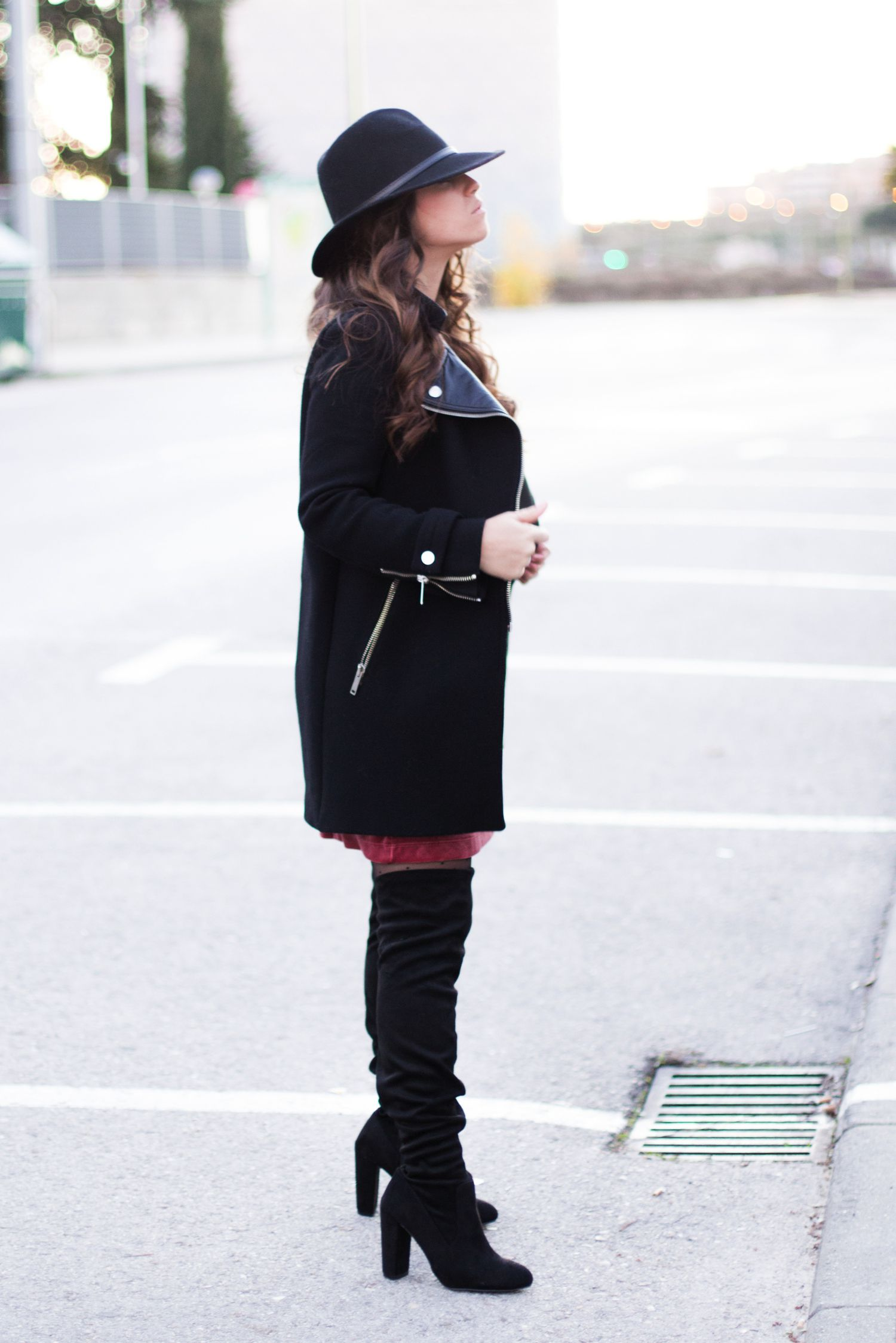 loreto_made_in_style_ovs_heel_boots_velvet_burgundy_lace_dress_-33