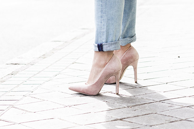 New Nude Stilettos
