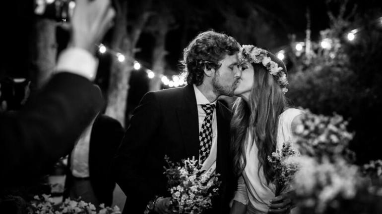 ¡Todos al agua!: la boda de Emilia & Álvaro