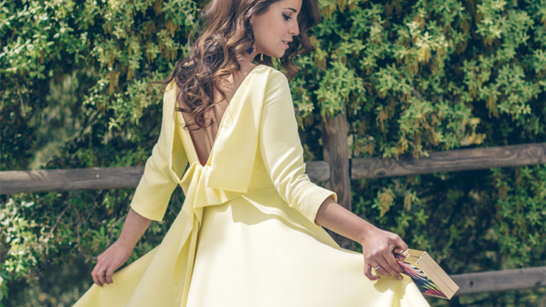 El vestido amarillo
