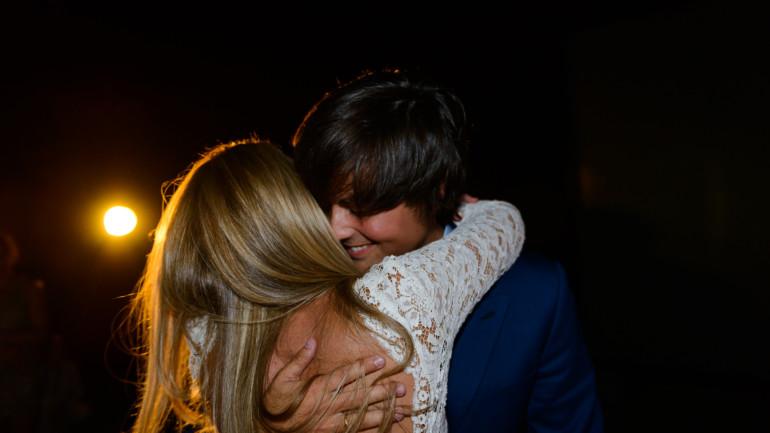 Al más puro estilo mediterráneo: la boda de Zita & David