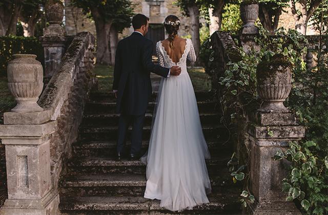La boda de Gabi y Jesús en Asturias