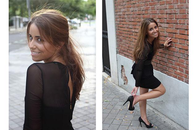 Un vestido, dos looks