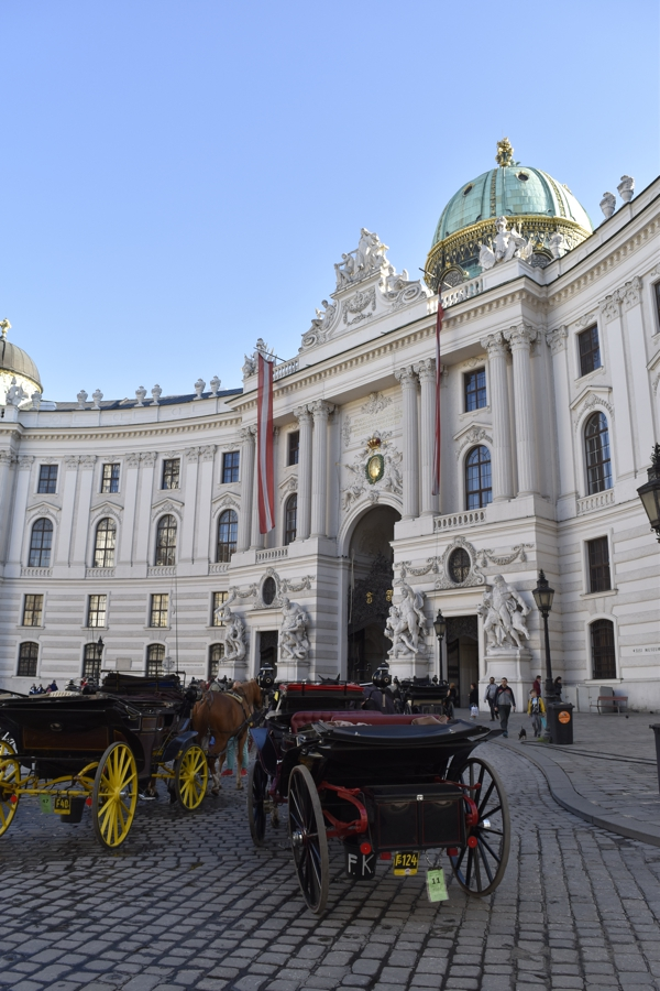 Made in style travels to: Austria