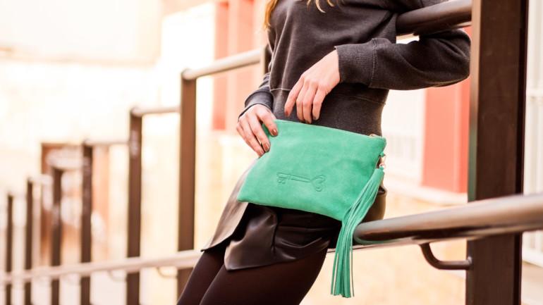 Mi último descubrimiento en bolsos de piel: Titi Couture