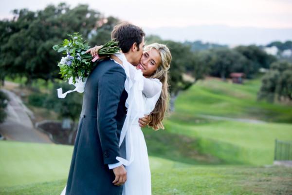 La boda de Cris & Santi