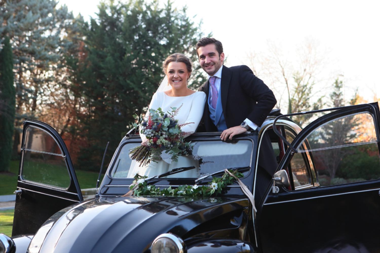 Una boda en Navidad: Paula & Jose