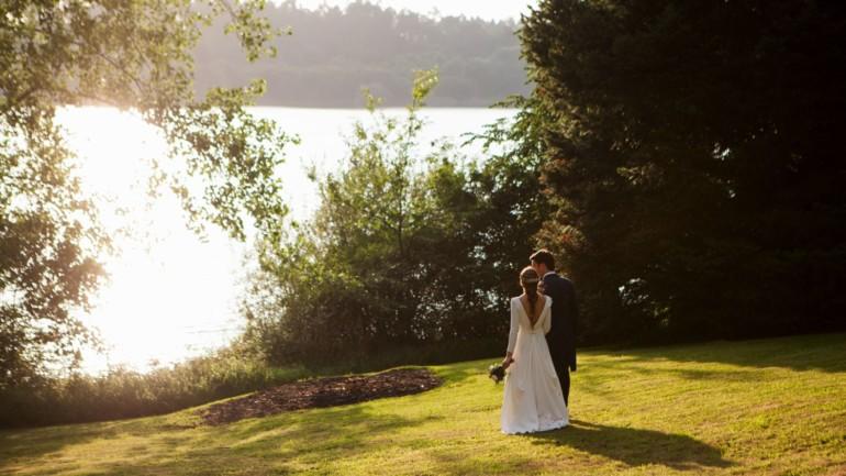 Una boda en el Pazo de Orto: Lucía & David