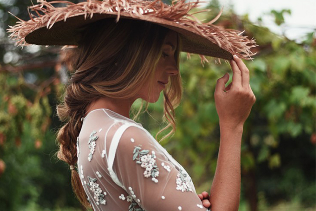 Cartas a Antonella, una novia inspirada en la Toscana